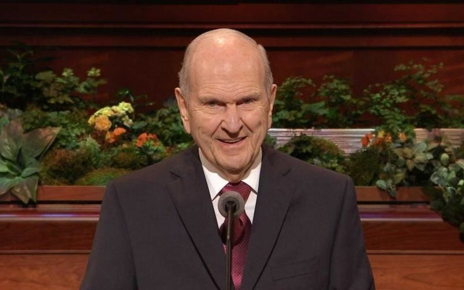 REVELATION FOR THE CHURCH, REVELATION FOR OUR LIVES - By President Russell M. Nelson
