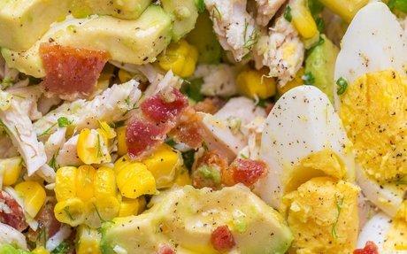 Avocado Chicken Salad Recipe (VIDEO) - NatashasKitchen.com