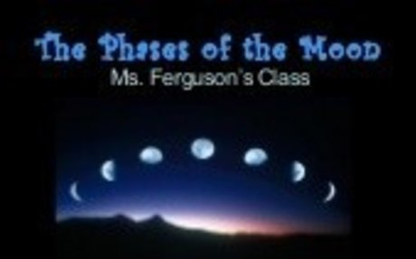 The phases of the moon1