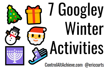 7 Googley Wintertime Activities for Kids