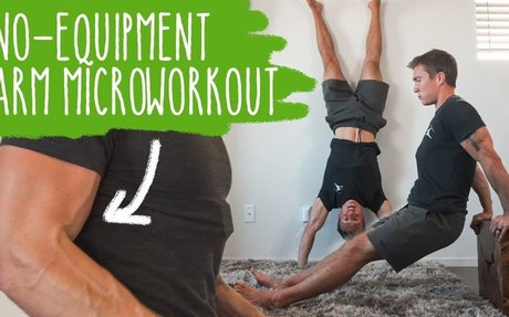 weekly home workout news feed  elink