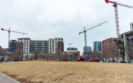 Mapping the West Loop's unprecedented development boom