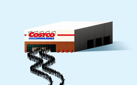 RETAIL // Costco's More Affluent Customers Helped Prevent The Sales Slowdown
