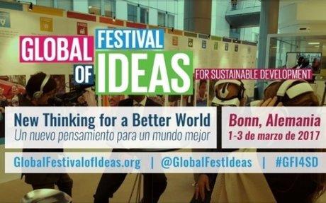 Global Festival of Ideas. La primera conferencia dinámica del mundo sobre los ODS