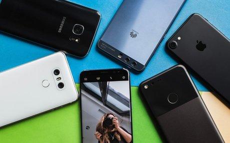 Les meilleurs smartphones Android en 2017 - AndroidPIT