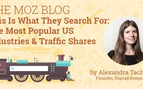 This Is What They Search For: The Most Popular US Industries & Traffic Shares