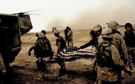 A Decade of War in Iraq: The Images That Moved Them Most