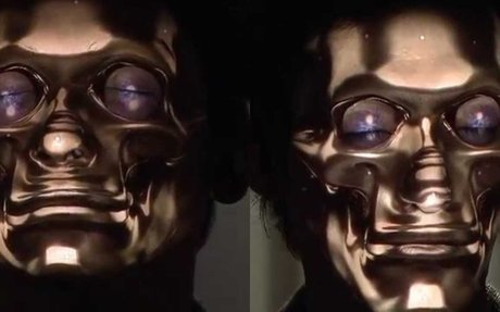 FACE HACKING REAL TIME FACE TRACKING & 3D PROJECTION MAPPING