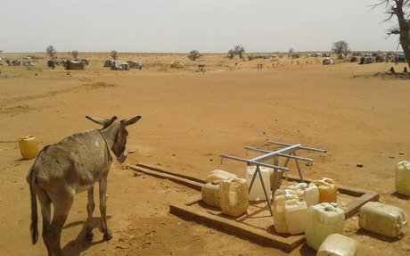 Sudan: Extremely poor living conditions in Darfur camp