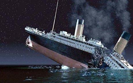 "8. The ""Unsinkable"" Titanic"