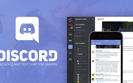 Discord - Free Voice and Text Chat