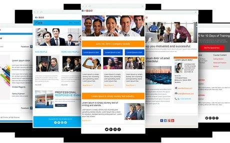 Free templates - Gmail HTML & Gmail templates | Flashissue