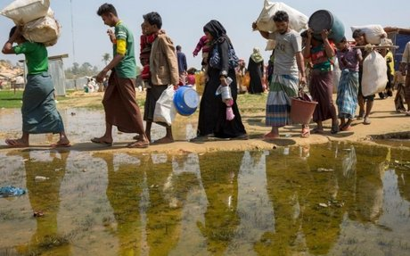 Racing to avert a monsoon catastrophe in Bangladesh