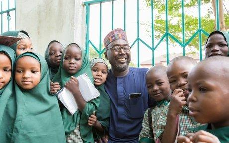 Mediator who won Chibok girls' release named 2017 winner of UNHCR's Nansen Award