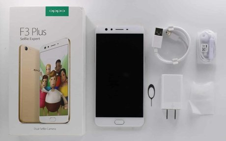 Oppo F3 Plus 6GB RAM Variant Launched In India