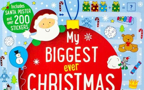 My Biggest Ever Christmas Activity Book