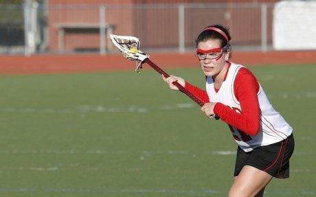 Women's Lacrosse Positions