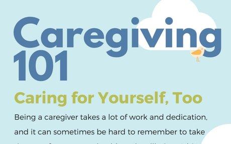Infographic: Caregiving 101