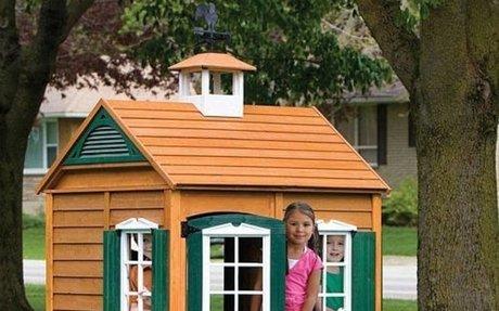 Top 10 Best Luxury Backyard Wooden Playhouse Reviews on Flipboard