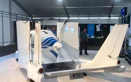 Geely-backed Terrafugia first flying car Transition to go on sale in 2019