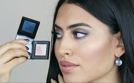 NARS DUAL-INTENSITY EYESHADOW/FULL FACE MAKEUP TUTORIAL