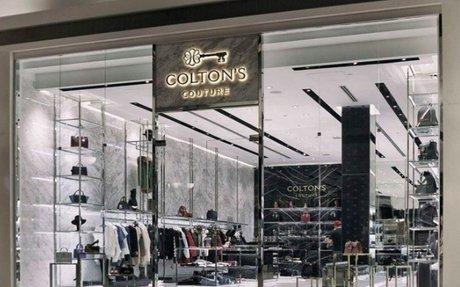 Luxury Retailer 'Coltons Couture' Plans More Locations after Tremendous Success