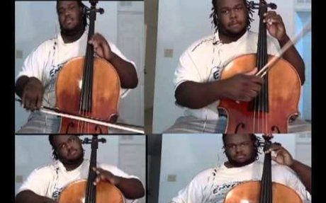 Nothing Else Matters (Cello Cover) - ThatCelloGuy