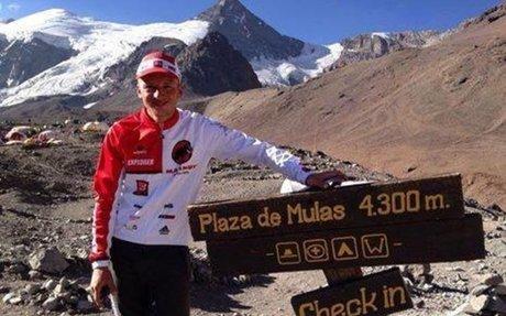 Karl Egloff knackt den Speed Rekord am Aconcagua - AlpineBlog.ch