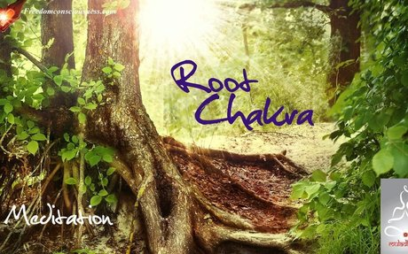 Powerful Root Chakra Meditation - Beautiful And Very Grounding
