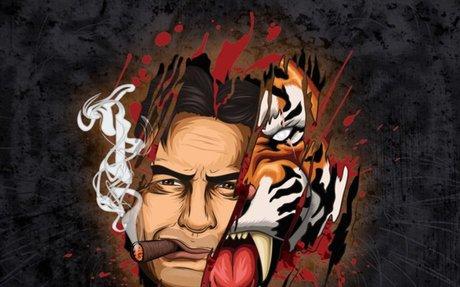 Tiger Blood 2018 - Falentin (Spotify)