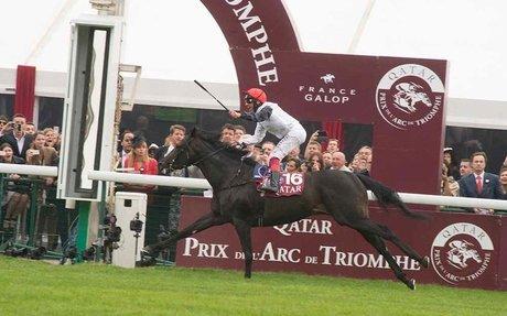 Racing: Prix de l'Arc de Triomphe - The best horse race in the world