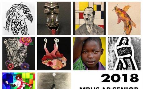 MBHS Senior AP Art Show