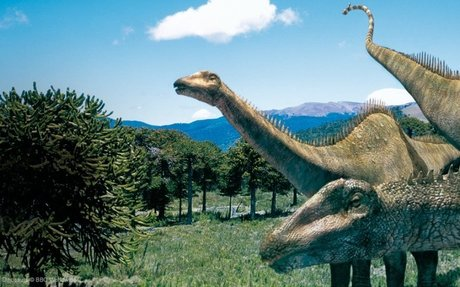 Walking with Dinosaurs | BBC Earth | Shows | BBC Earth