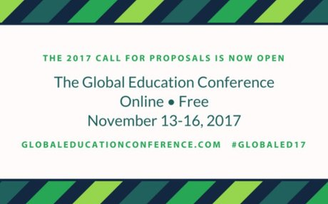 (FREE CONFERENCE) The Global Education Conference Network