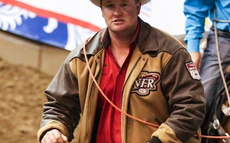 Steer Wrestling:  Powers and Duhon: Stars from Sonora