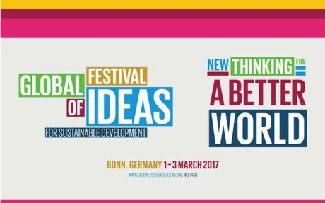 First Global Festival of Ideas promotes new SDG thinking | United Nations Radio