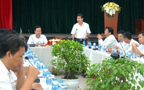 Phân công cho 72 cán bộ giải phóng mặt bằng sân bay Long Thành