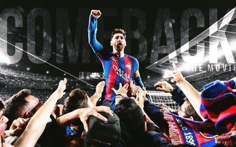 FC Barcelona - The Greatest Comeback