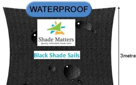 Waterproof Shade Sails - Enhance the beauty of your outdoors