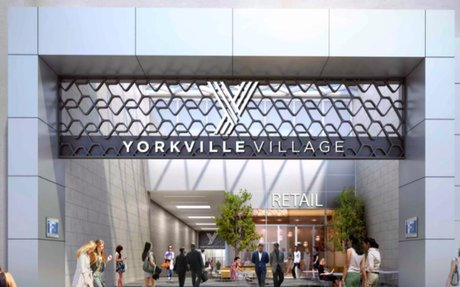 Yorkville Hosts Toronto Fashion Week Amid Neighbourhood Transformation
