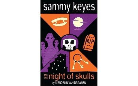 Sammy Keyes and the Night of Skulls (Sammy Keyes, #14)