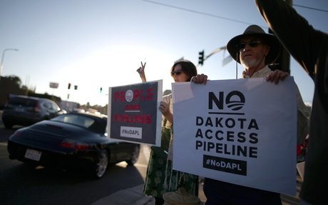 Five things to know about the North Dakota Access Pipeline debate | Brookings Institution