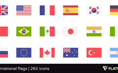 Flags of all countries