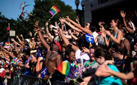 VIDEO: D.C. Capital Pride Parade disrupted by protesters