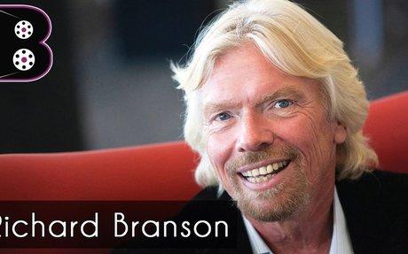Richard Branson | Raw Instinct