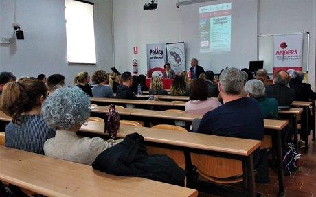 ANKONA: Dwujęzyczność polsko-włoska gościem na uniwersytecie | Polacy we Włoszech - wiadom