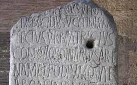 Ancient Roman Language and Scripts - Crystalinks