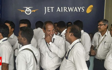 Jet Airways employees get job offers via tweets - Times of India