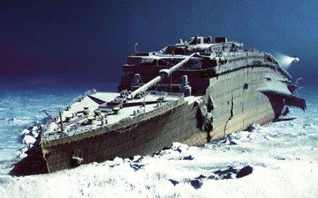 Remembering the Titanic | Scholastic News 5/6 | Scholastic.com