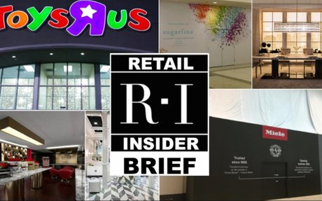 BRIEF: Toys R Us Canada Could be Saved, New Luxury Retail Concept Coming to Canada